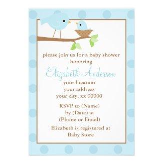 Spring Baby Shower Invitations Seasonal Showers