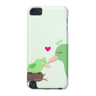 Baby Bird & Mother Bird & Heart iPod Touch 5G Case