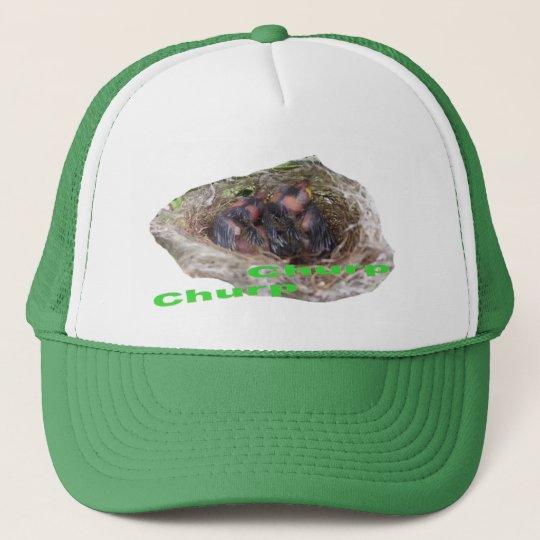 Baby Birds Trucker Hat