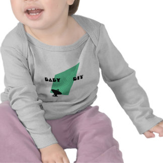 Baby Bit Lil' Bits Binary Digits Future Techie Shirt