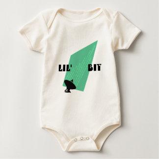 Baby Bits Lil' Bit Binary Digits Future Techie Baby Bodysuits