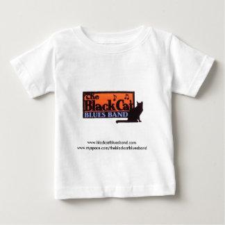 Baby Black Cat Baby T-Shirt