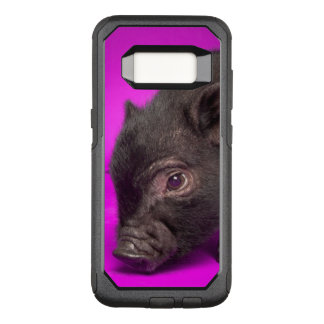 Baby Black Pig OtterBox Commuter Samsung Galaxy S8 Case