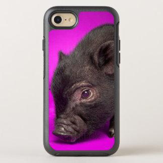 Baby Black Pig OtterBox Symmetry iPhone 7 Case