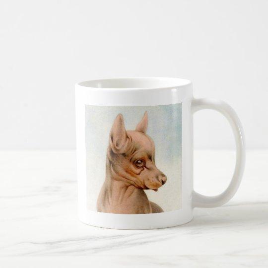 Baby Black & Tan Terrier - SUPER CUTE ! Coffee Mug