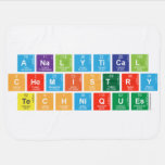 Analytical Chemistry Techniques  Baby Blanket