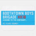 boothtown boys  brigade  Baby Blanket
