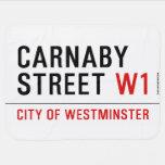 carnaby street  Baby Blanket