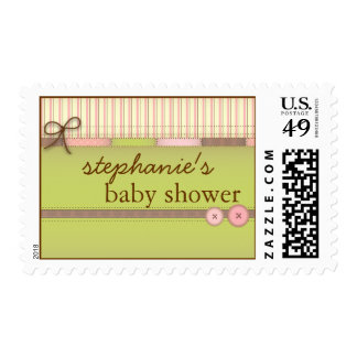 Baby Blanket Cute Quilt Baby Shower Postage Stamp