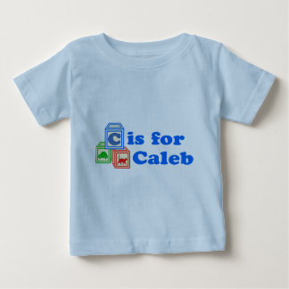 Baby Blocks Caleb Tee Shirts