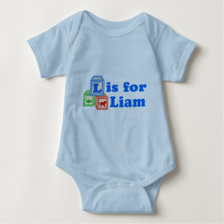 Baby Blocks Liam Baby Bodysuit