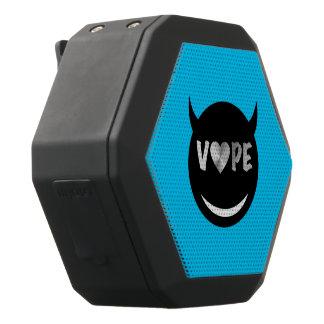 Baby Blue Black Vape Heart Rebel Black Bluetooth Speaker