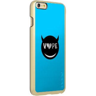 Baby Blue Black Vape Heart Rebel Incipio Feather® Shine iPhone 6 Plus Case