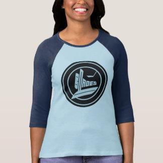 Baby Blue Blades T-Shirt
