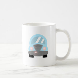Baby Blue Car Coffee Mug