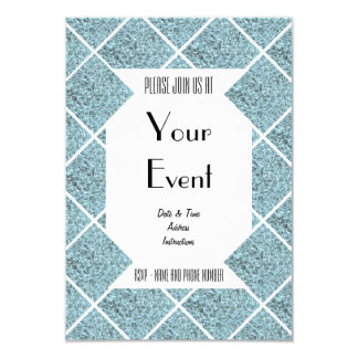 Baby blue chain links photo 0284 card