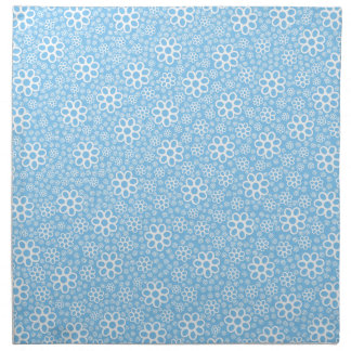Baby Blue Cloth Napkin