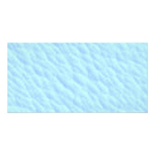Baby Blue Clouds textures Card