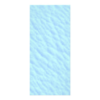 Baby Blue Clouds textures Full Color Rack Card