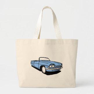 Baby Blue Consul Capri Jumbo Tote Bag