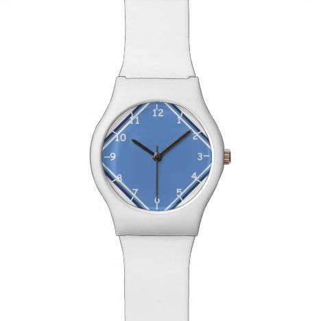 Baby Blue Diamond Ten Wristwatch