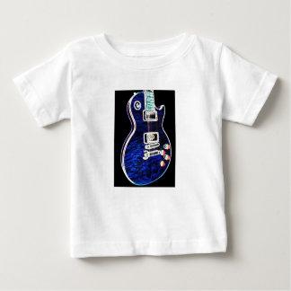 Baby Blue Electric Guitar T-Shirt