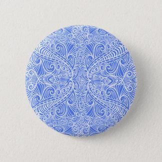 Baby Blue Elegant flow Button