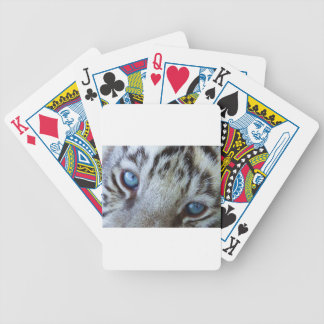 Baby Blue Eyes Bicycle Playing Cards