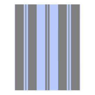 Baby Blue & Grey Postcard