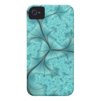 baby blue iPhone 4 cover