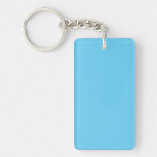 Baby Blue Acrylic Keychains