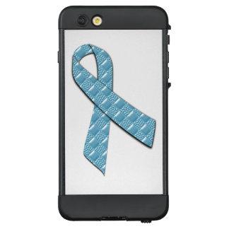 Baby Blue LifeProof NÜÜD iPhone 6 Plus Case