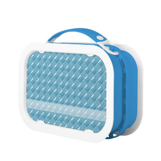 Baby Blue Lunch Box