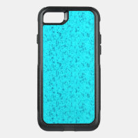 Baby Blue marble Otter box Case