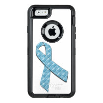 Baby Blue OtterBox Defender iPhone Case