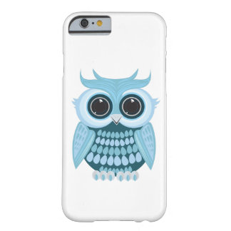 Baby Blue Owl Barely There iPhone 6 Case