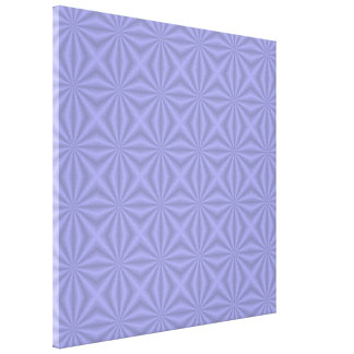 Baby Blue Quilt  Canvas Print