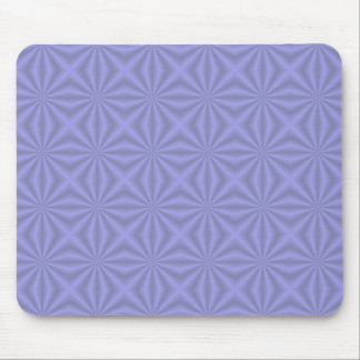 Baby Blue Quilt Pattern Mousepad