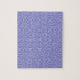 Baby Blue Quilt Pattern Puzzle