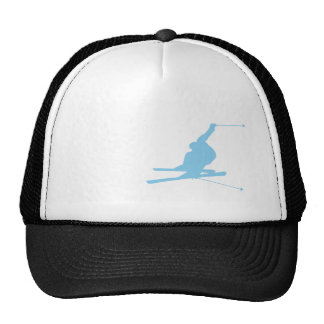 Baby Blue Snow Skiing Hat