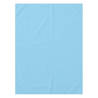 Baby Blue Solid Color Tablecloth