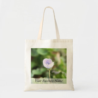 Baby Blue Speedwell Tote Bag