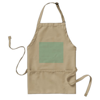 Baby Blue Template Adult Apron