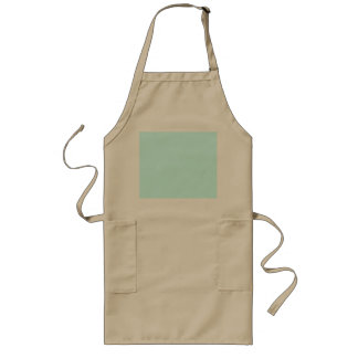 Baby Blue Template Long Apron