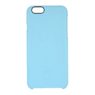 Baby Blue Uncommon Clearly™ Deflector iPhone 6 Case