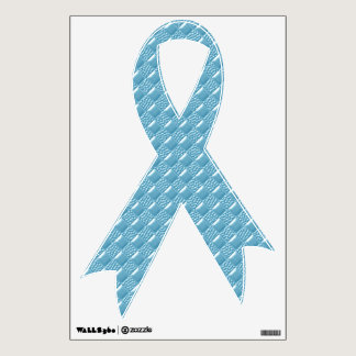 Baby Blue Wall Decal