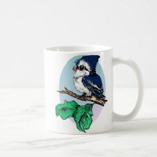 Baby BlueJay Mug