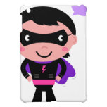 Baby bodies, t-shirts with SUPERHERO BOY Cover For The iPad Mini