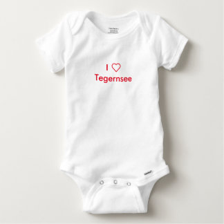 Baby Body from jersey material Baby Onesie
