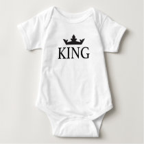Baby Body Royal Family King Baby Bodysuit
